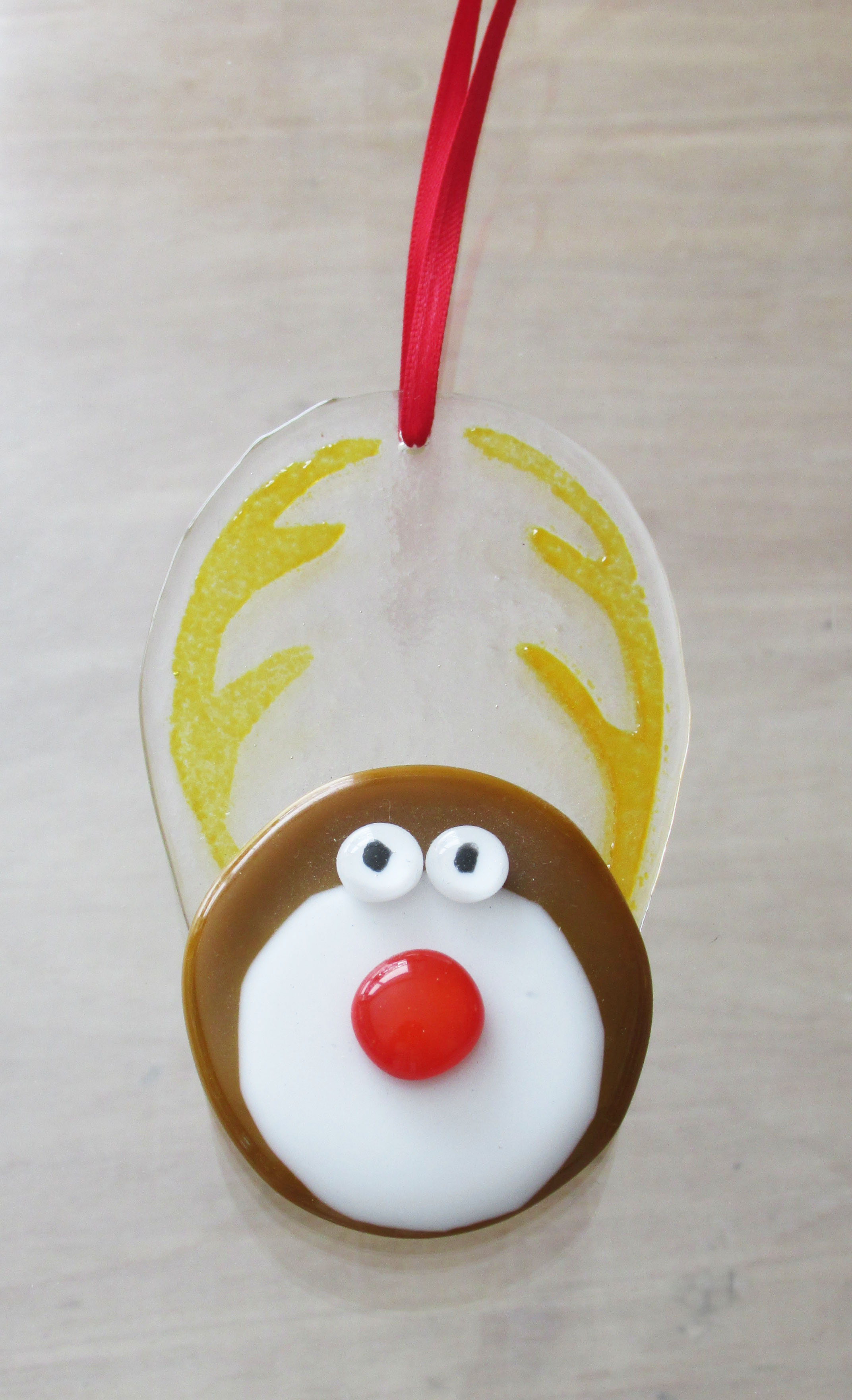 Rudolf Tree Decoration
