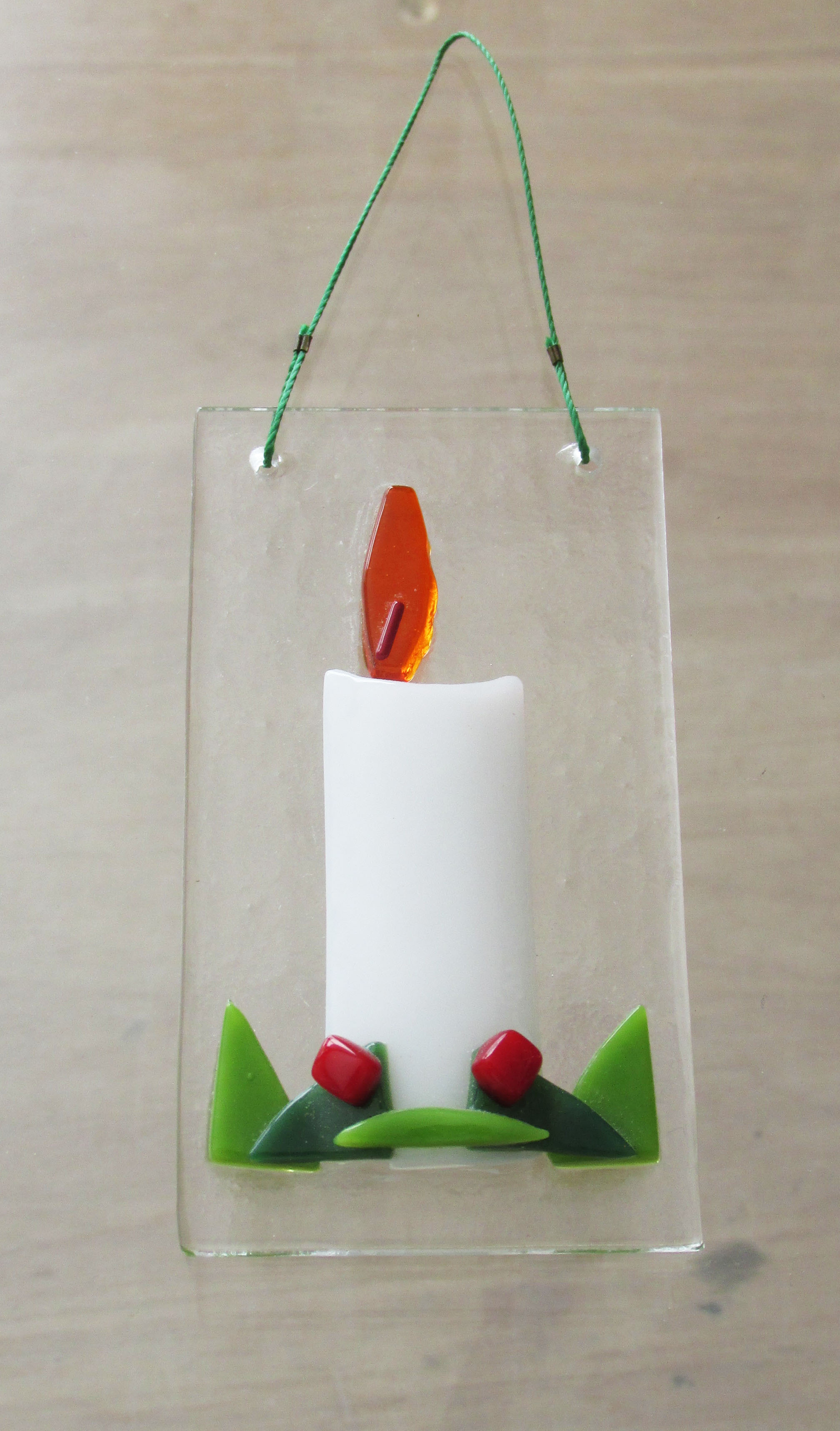 Candle Tree Decoration